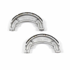 Sintered 130mm x 28mm Grooved Brake Shoes for Yamaha Front/Rear