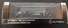 AUTOART - 1:43 diecast - Mad Max 2: The Road Warrior - Interceptor/Enemy Car