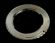 C/Y CY Lens to Canon EOS EF EF-S Camera Lens Mount Adapter 60D 7D 5D 650D CY-EF