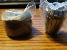 """New listing Harbor Freight Wood Shaper 1/2"""" collet and collet nut"""