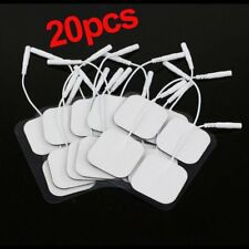 Replacement Pads For Electric Therapy Tens Massagers Units Electrode Pads 4x4cm