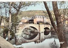 VILLEFRANCHE-DE-ROUERGUE pont des consuls écrite