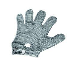 Austernhandschuh Metallhandschuh Kettenhandschuh Schutz von Pott, Edelstahl