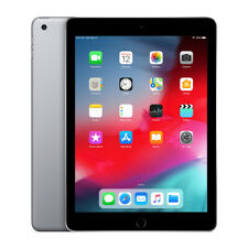 Apple iPad (2018) 6.Generation Tablet 9,7 Zoll Spacegrau 32 GB WiFi  Wie Neu