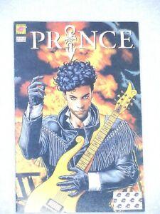 PRINCE: Alter Ego #1 Piranha Music/DC1991+Press Release