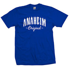Anaheim Original Outlaw T-Shirt - Born in Orange County Tee - All Sizes & Colors