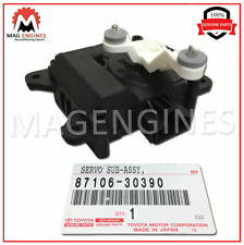 87106-30390 GENUINE OEM DAMPER SERVO SUB-ASSY FOR LEXUS GS300 GS430 RX300