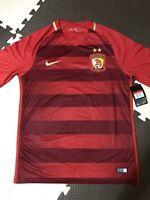 Guangzhou Evergrande Taobao FC 2016/2017/2018 Soccer Jersey Football Shirt BNWT