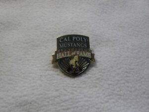 California Polytechnic State University Mustangs - university United States pin