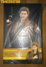 Ready! Hot Toys MMS491 Solo: A Star Wars Story 1/6 Han Solo