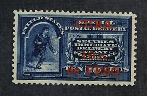 CKStamps: US Stamps Collection Canal Zone Scott#E1 Mint H OG