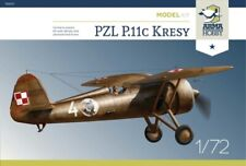PZL P.11c 'Kresy' Model Kit , ARMA HOBBY 70017, SCALE 1/72