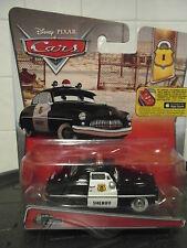 Disney Pixar Cars Sheriff Mattel 1.55 Scale BNIB rare