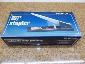 Bostitch Heavy Duty Stapler Model B300HDS. Up To 1/2 Inch/ 100 Sheets
