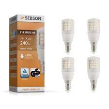 LED Lampen E14 warmweiss - 4x LED E14 3W - E14 LED Mini Mais SEBSON Leuchtmittel