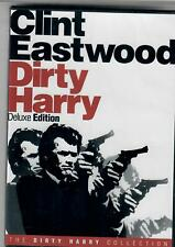 Dirty Harry DVD Brand New 2008, Deluxe Edition
