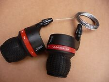Oxford GE488 18 Speed Handlebar Twist Gear Shifter Bicycle Mountain Bike Cycle
