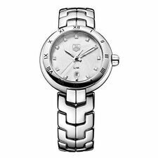 TAG Heuer Link Stainless Steel Band Women's Wristwatches