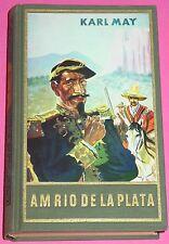 KARL MAY - BAND 12 - AM RIO DE LA PLATA / BAMBERGER VERLAG / GEBUNDEN  (1)