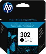 HP Druckerpatrone original Tinte Nr. 302 BK black, schwarz