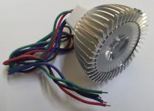 LED RGB Spot / Strahler 3W High Power Led 12V DC 38° Farbsteuerung