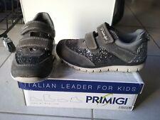 Chaussures / basket fille PRIMIGI grise Dary glitter pointure 32 - TBE !!!