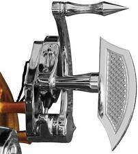 "Eddie Trotta Designs Floorboards Mini Chrome 1621-0199 Foot Pegs 3/8"" Rigid"