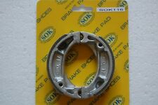 FRONT BRAKE SHOES HONDA NU 50 Urban Express Runaway 1982-1983 NU50