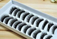 20 Pairs Thick Long False Eyelashes Reuseable SHOP ONLINE