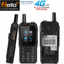 4G LTE Android Rugged Waterproof Smartphone Zello PTT Walkie Talkie Radio F40