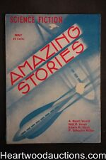 Amazing Stories May 1933