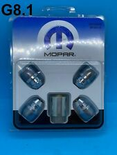BRAND NEW GENUINE MOPAR FIAT 124 SPIDER LOCKING WHEEL NUTS SCREWS K82210508