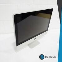 APPLE iMac A1311 11.2 i3 CPU 4GB RAM 500GB HDD 21.5 inch