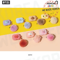 BT21 Character Airpod Pro Case Cover Skin Pom-Pom Ver. Authentic K-POP Goods
