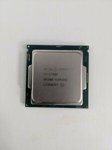 Intel i7-6700k SR2BR 4.00GHZ