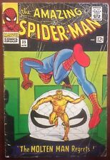 THE AMAZING SPIDER-MAN 35 VG 1966