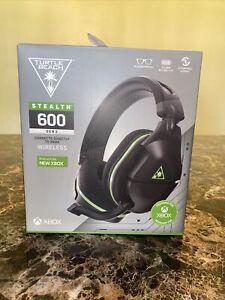 Turtle Beach Stealth 600 Gen 2 Wireless Gaming Headset black-