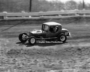 Don Loder at Grandview Speedway Photo