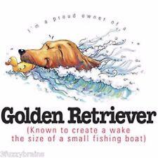 Golden Retriever Funny Tote