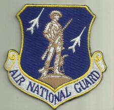 AIR NATIONAL GUARD USAF PATCH AIRLIFT REFUELER AIRCRAFT PILOT CREW AVIATION USA
