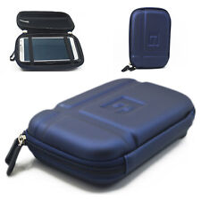 5.2 inch Zipper Hard Case Bag Protector For MP4 MP5 GARMIN NUVI GPS Ereader HDD