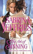 The Art of Sinning by Sabrina Jeffries *#1 The Sinful Suitors* (2015, PB)