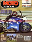 MOTO JOURNAL 1067 Essai Road Test SUZUKI GSX-R 1100 MZ 125 250 ETZ CAGIVA 900