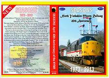 hyh 2015 North Yorkshire Moors Railway - Anniversary Programme DVD.