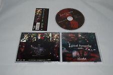 Versailles CD album Lyrical Sympathy LIVE ver. w/obi Lareine Kamijo Japan import