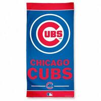 "MLB Chicago Cubs 30"" x 60"" Beach Towel"