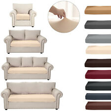 Stretch Chair Couch Seat Cushion Cover Elastic Sofa Slipcover Furniture Protect
