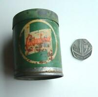 Very Rare Castrolease  Grease Tin 4oz, Recommended by Qualcast Lawnmowers
