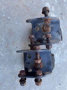 1963 1964 1965 DODGE CORONET PLYMOUTH SATELLITE 318 POLY ENGINE MOTOR MOUNTS