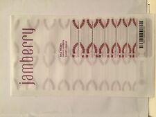 Jamberry Nails (new) 1/2 sheet CURVE BALL